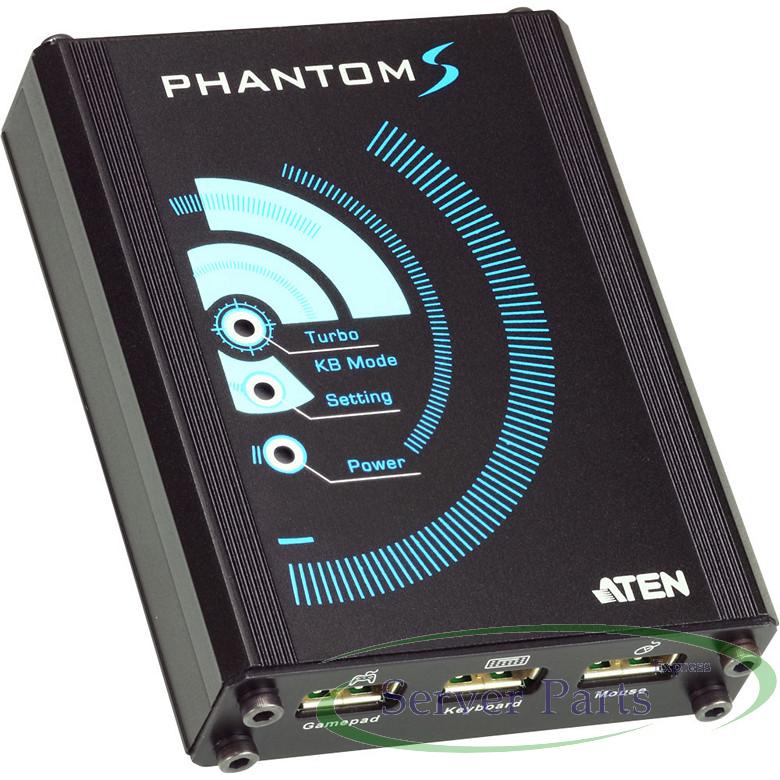 ATEN UC3410 PHANTOM-S Gamepad Emulator for PS4 PS3 Xbox 360 Xbox One ...